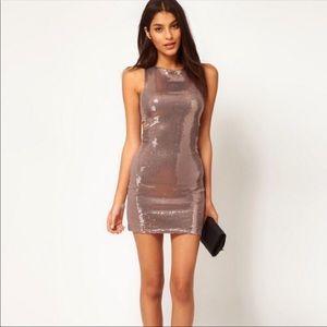 ASOS Beautiful Sequin Dress 💗